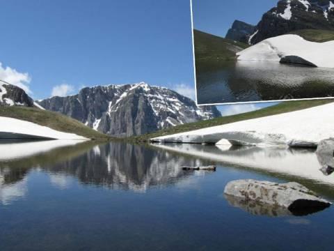 Οι ελληνικές λίμνες των... Δράκων (pics)