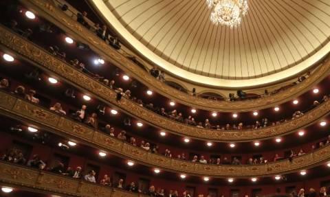 Αφιέρωμα στον Γιάννη Ρίτσο στο Δημοτικό Θέατρο Πειραιά