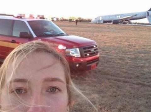 «Selfie» φωτογραφία ακόμα και σε μια... παρολίγον τραγωδία!(βίντεο)