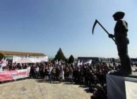 Λάρισα:Με την απουσία των αγροτών τιμήθηκε η 104η επέτειος του Κιλελέρ