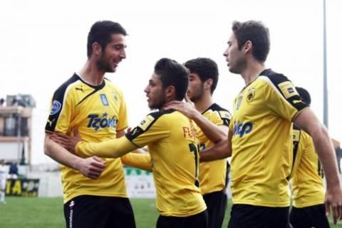 Αστέρας Τρίπολης - Εργοτέλης 2-3: Τα γκολ του αγώνα (video)