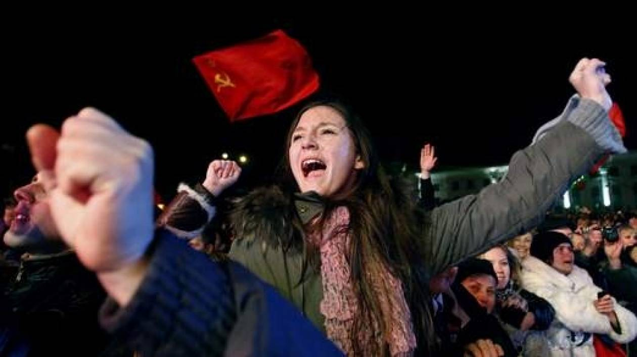 Η Μόσχα απαιτεί να γίνει Ομοσπονδία η Ουκρανία