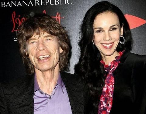 Βρέθηκε νεκρή η σύντροφος του Mick Jagger