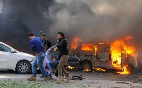 Συρία: 6 νεκροί και 20 τραυματίες από έκρηξη παγιδευμένου αυτοκινήτου