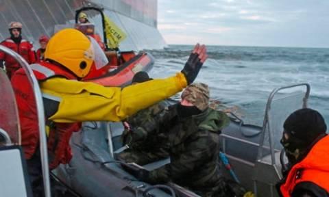 Εισβολή ακτιβιστών της Greenpeace σε πυρηνικό σταθμό