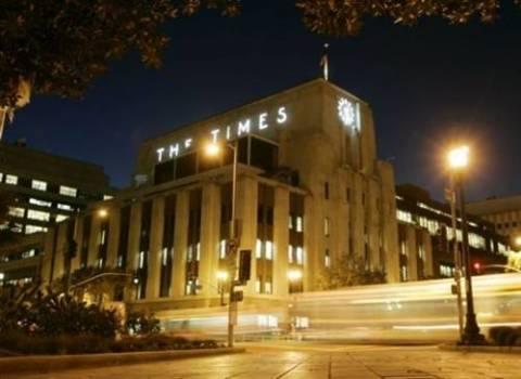 Ρομπότ γράφουν... ειδήσεις για τους LA Times