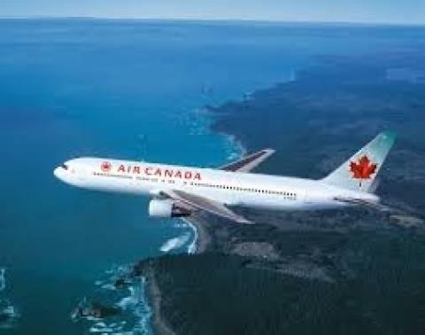 Αναστολή των πτήσεων της Air Canada από και προς τη Βενεζουέλα