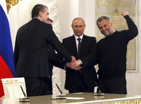 Πούτιν: Η Κριμαία «επιστρέφει» εκεί όπου ανήκει