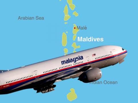 Νέα εξέλιξη: Είδαν το αγνοούμενο Boeing στις Μαλδίβες!