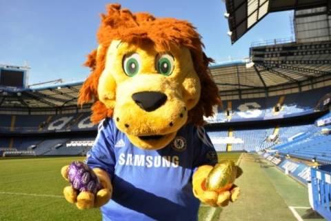 Λιοντάρι έφαγε μπλούζα της Τσέλσι! (video)