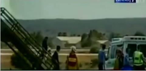 Αεροπλάνο προσγειώθηκε 35 χρόνια μετά την εξαφάνιση του! (βίντεο)