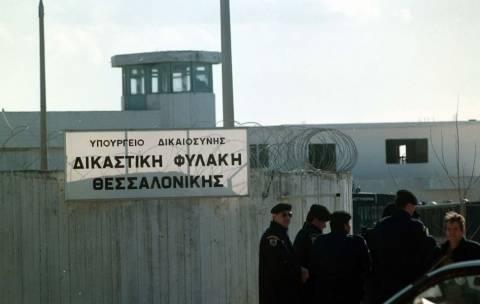Μηχανοκίνητη διαμαρτυρία έξω από τις φυλακές Διαβατών