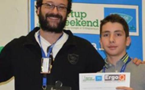 16χρονος μαθητής θεωρείται ιδιοφυία – Παρουσίασε video game πλατφόρμα