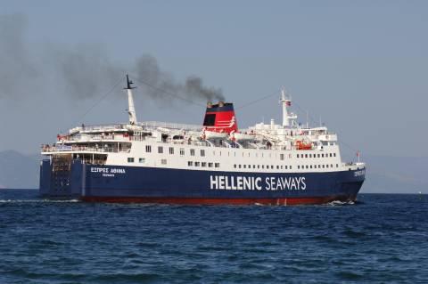 Στα… σκαριά η θαλάσσια σύνδεση Θεσσαλονίκης-Σμύρνης