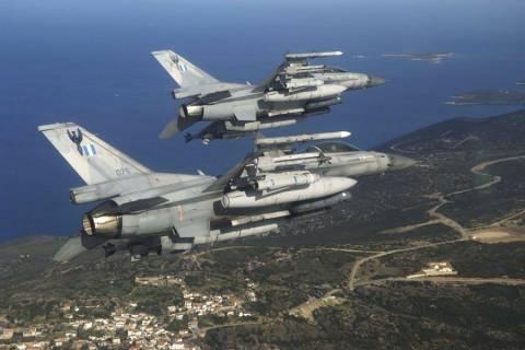 Ασκηση της Πολεμικής Αεροπορίας «Ηνίοχος 2014»