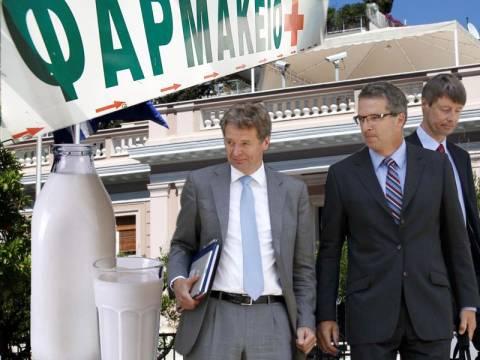 Ένταση στη Βουλή για τη συμφωνία με την Τρόικα και το πλέονασμα