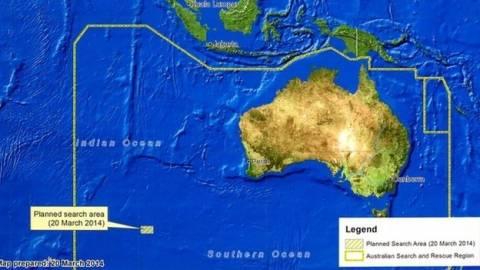 Αυστραλία: Σαρώνουν την περιοχή που βρέθηκαν τα 2 αντικείμενα