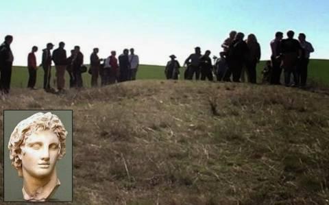 Σκόπια: Αρχισαν έρευνες για τον τάφο του Μεγάλου Αλεξάνδρου...