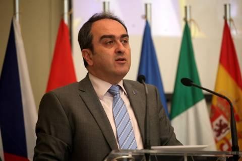 Σκορδάς: Αιχμή του δόρατος η ελληνική βιομηχανία τροφίμων