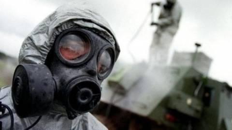 Απομακρύνθηκε από τη Συρία το μισό υλικό του χημικού της οπλοστασίου