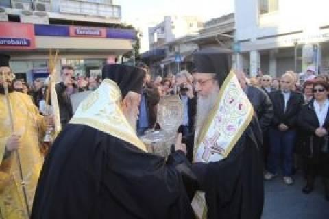 Η Τιμία κάρα του Αγίου Ραφαήλ στη Λαμία