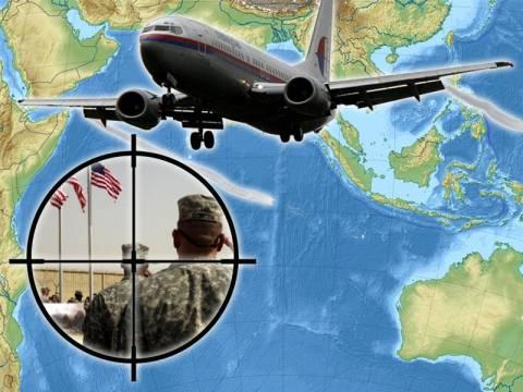 Τρόμος πάνω από τον Ινδικό: Αμερικάνικη βάση ο στόχος του Boeing;