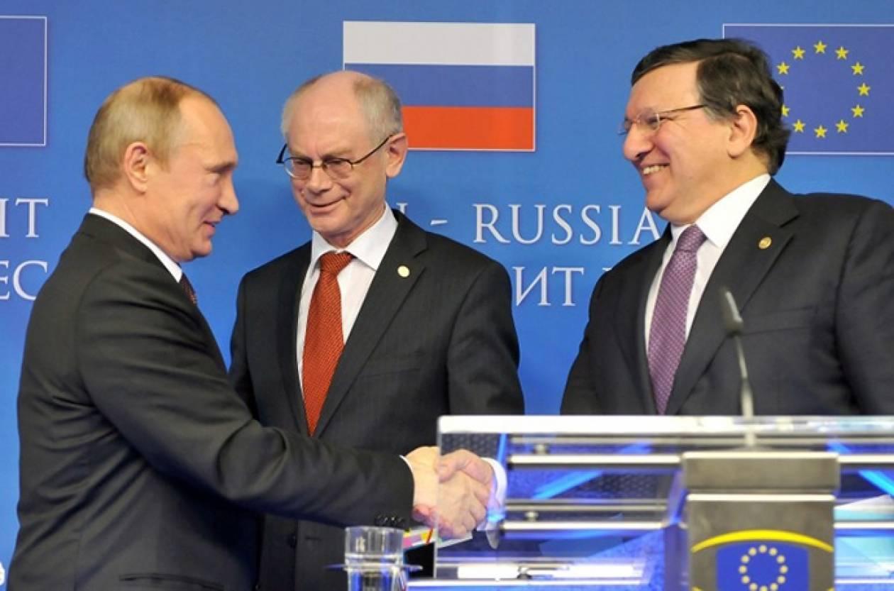 Η ΕΕ ακύρωσε τη σύνοδο κορυφής με τη Ρωσία