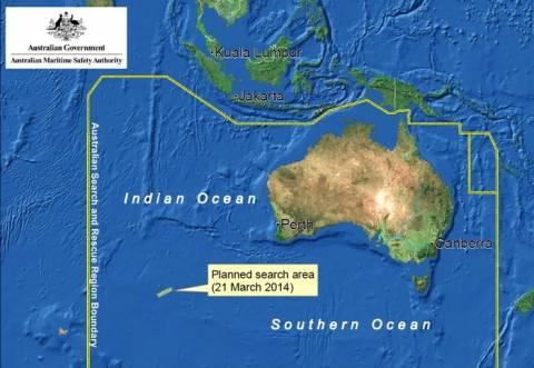 Με σύμμαχο τον καιρό θα διεξαχθούν οι έρευνες στον Ινδικό Ωκεανό