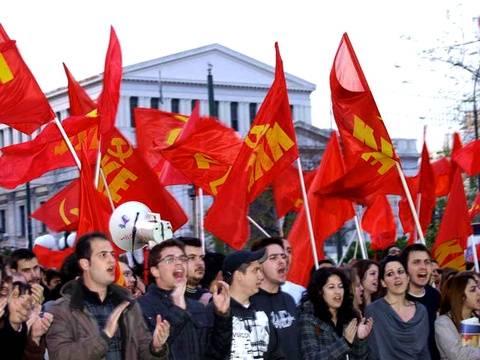 Συνεχίζει τις περιοδείες του στην Κρήτη το ΚΚΕ
