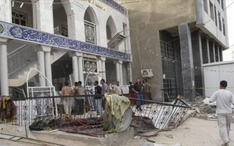 Ιράκ: Πολύνεκρη επίθεση στο αρχηγείο της αστυνομίας
