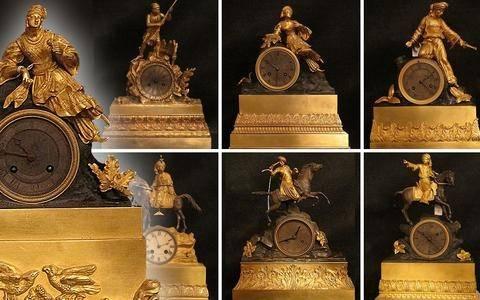 Αυτά είναι τα «επαναστατικά» ρολόγια των φιλελλήνων του 1821