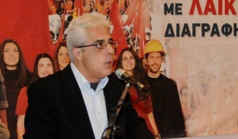 Νίκος Σοφιανός: Ομιλία στην ημερίδα Αστυνομικών