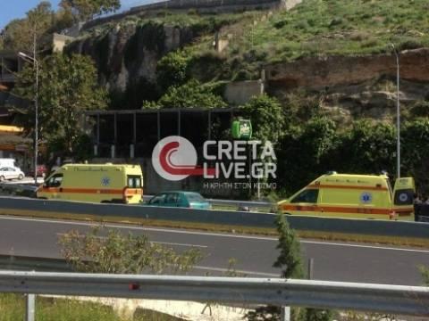 Κρήτη: Έπαθε ανακοπή την ώρα που οδηγούσε