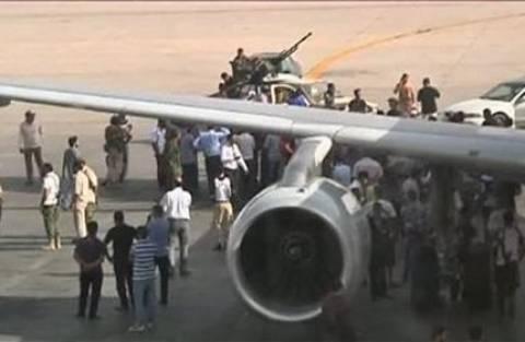 Λιβύη: Έκρηξη βόμβας στο αεροδρόμιο της Τρίπολης