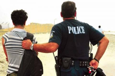 Ισθμός: Δύο συλλήψεις αλλοδαπών για ναρκωτικά