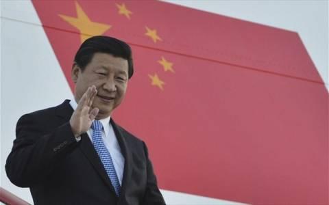 Στην Ολλανδία ο Κινέζος Πρόεδρος