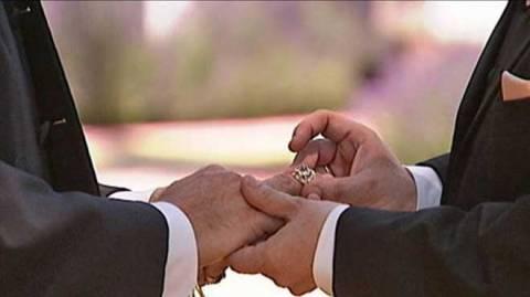 ΗΠΑ: Ακυρώθηκε η απαγόρευση γάμου του ίδιου φύλου