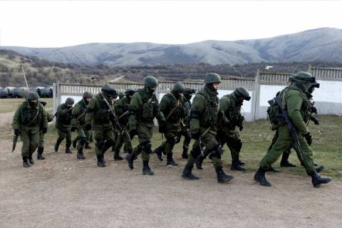 ΟΑΣΕ: Εγκρίθηκε η αποστολή 100 παρατηρητών στην Ουκρανία