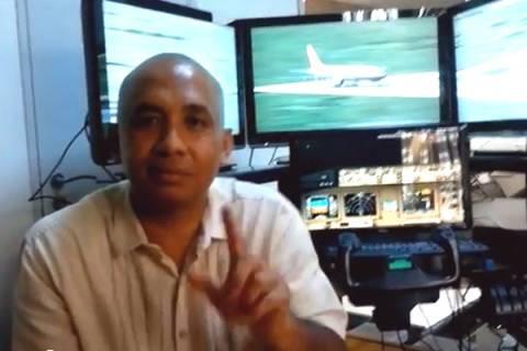 Οι διάλογοι των πιλότων του Boeing 54 λεπτά πριν εξαφανιστεί