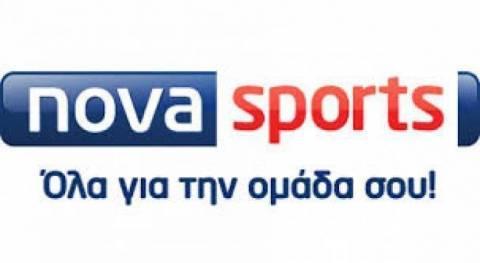 Έξι αγώνες της Super League στα κανάλια Novasports
