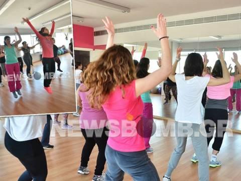 Ζumba®: Γυμναστείτε χορεύοντας!