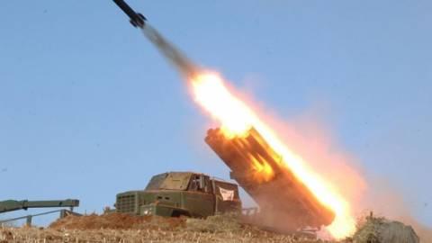 Β. Κορέα: Συνεχίζει την εκτόξευση πυραύλων