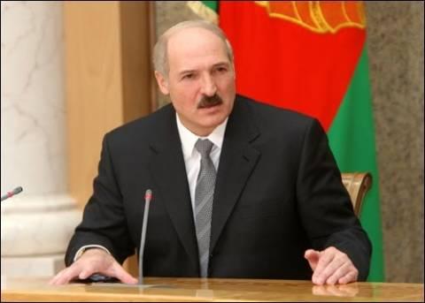 Λουκασένκο:«Κακό προηγούμενο» δημιουργεί η ρωσική εισβολή στην Κριμαία