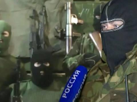 Αντάρτικο στην Ανατολική Ουκρανία