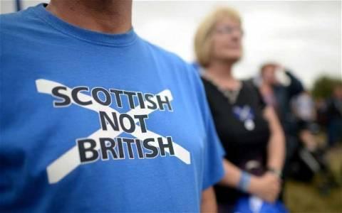 Όλο και περισσότεροι σκωτσέζοι θέλουν ανεξαρτησία από τη Μ. Βρετανία