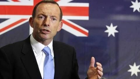 Αυστραλία: Αναφορά στην επέτειο της 25ης Μαρτίου έκανε ο Τόνι Άμποτ