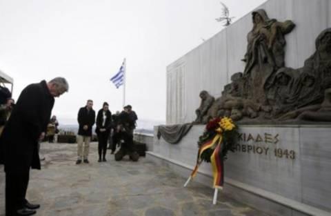 Γκάουκ: Ήταν σημαντικό να ζητήσουμε συγνώμη απ' την Ελλάδα