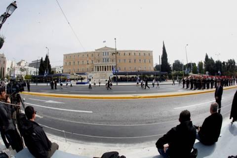 Η Βουλή των Ελλήνων τίμησε την επέτειο της 25ης Μαρτίου