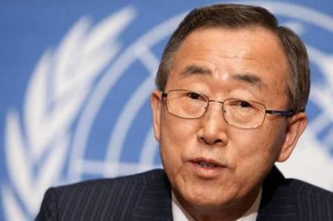 Μπαν Γκι Μουν:Είναι καιρός να ενισχυθεί το κράτος του διεθνούς δικαίου