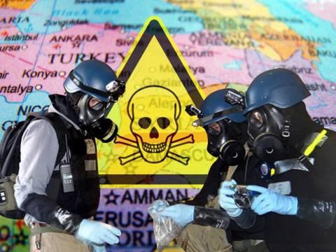 Η Ελλάδα χρηματοδοτεί την καταστροφή χημικών στην Μεσόγειο;